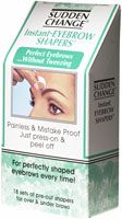 Sudden Change Instant Eyebrow Shapers