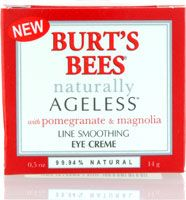 Burt's Bees Naturally Ageless Line Smoothing Eye Creme