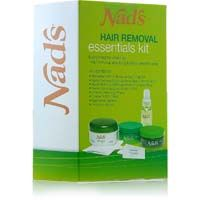 Nad's Natural Hair Removal Essential Kit