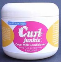 Curl Junkie Coco-Milk Conditioner