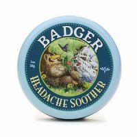 Badger Headache Soother Tin