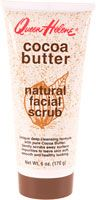 Queen Helene Cocoa Butter Natural Facial Scrub