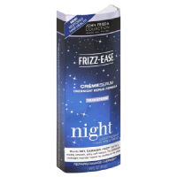 Frizz-Ease Night Cream Serum Overnight Repair Formula
