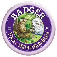 Badger Yoga & Meditation Balm Tin