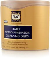 RoC Daily Microdermabrasion Cleaning Disks