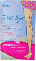 Andrea Sea Botanical Foaming Foot Soak