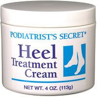 Podiatrist's Secret Heel Treatment Cream