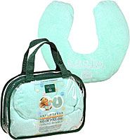 Earth Therapeutics Anti-Stress Microwavable Neck Pillow
