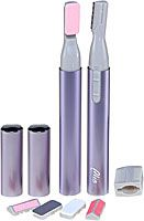 Clio Beauty Twin Hair Trimmer & Nail File