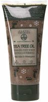 Earth Therapeutics Tea Tree Oil Cooling Foot Scrub