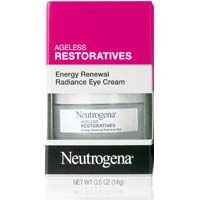 Neutrogena Ageless Restoratives Energy Renewal Radiance Eye Cream