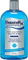 Breath RX Anti-Bacterial Mouth Rinse