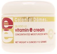 Colonial Dames Vitamin E Moisturizing Cream