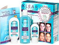 Klear Action Acne Treatment System