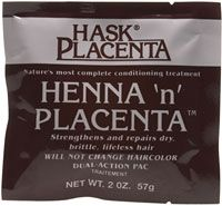 Hask Henna 'N' Placenta, $0.99