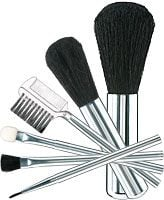 Paris Presents 6-Piece Brush Set