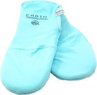 Earth Therapeutics Heated Gel Booties