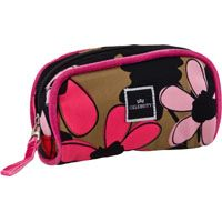 Celebrity Chloe Floral Cosmetic Bag