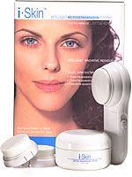 DermaNew I-Skin Microdermabrasion System