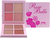 Pop Beauty Rose Belle 8 Colour Blush Kit