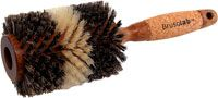 Brush Lab Ultra/Light Round Brush with Natural Bristles