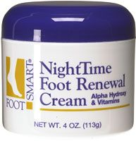 FootSmart Night Time Renewal Foot Cream