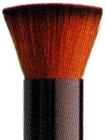 J.Lynne J. Lynne Taklon Flat Top Brush