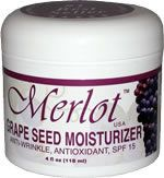 Merlot Skin Care Merlot GGRAPE SEED MOISTURIZER