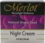 Merlot Skin Care Merlot Moonlight Radiance Night Cream