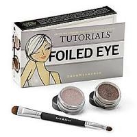 Bare Escentuals bareMinerals Tutorials: The Foiled Eye