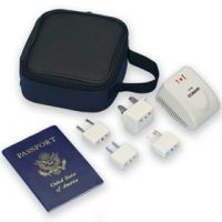Conair 6-Piece Travel Adaptor Set