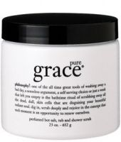 Philosophy Pure Grace Perfumed Hot Salt Scrub
