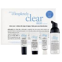 Philosophy Completely Clear Skin System