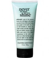 Philosophy Never Let Them See You Shine Cleanser