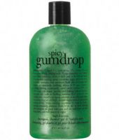 Philosophy Spicy Gumdrop High Foaming Shampoo, Shower Gel & Bubble Bath