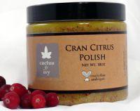 Cactus & Ivy Cran Citrus Polish