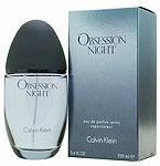 Calvin Klein Obession Night Eau De Toilette Spray