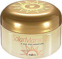 CND Creative Nail Design Solar Manicure