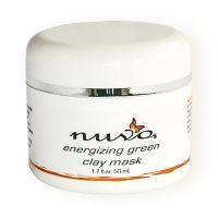 Nuvo Cosmetics Energizing Green Clay Mask