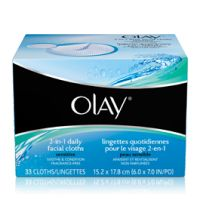 Olay 4-in-1 Daily Facial Cloths - Sensitive Skin