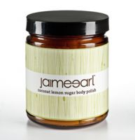 Jaimeearl Coconut Lemon Body Scrub