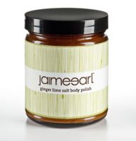 Jaimeearl Ginger Lime Salt Body Polish