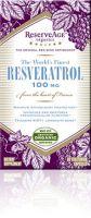 ReserveAge Organics Resveratrol 100