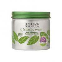Physicians Formula Organic Wear 100% Natural Origin Eye Makeup Remover Pads