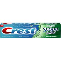 Crest Complete Multi-Benefit Extra White +Scope Outlast - Lasting Mint