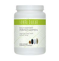 Sonya Dakar Beauty Boot Camp Perfect Women Multi-Vitamin