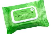 Jamar Labs Feet Wipes
