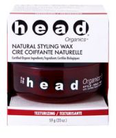 Head Organics Natural Styling Wax