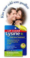 Lip Clear Lysine+