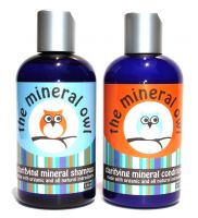 The Mineral Owl Clarifying Mineral Shampoo